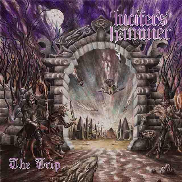 """Ο δίσκος των Lucifer's Hammer """"The Trip"""""""