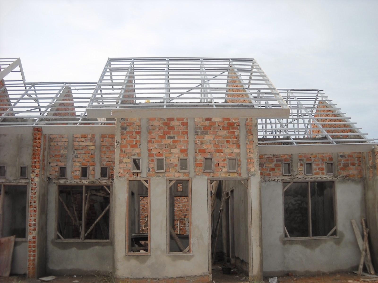 Memasang Plafon Baja Ringan Tips Dan Merakit Untuk Rangka Atap Rumah