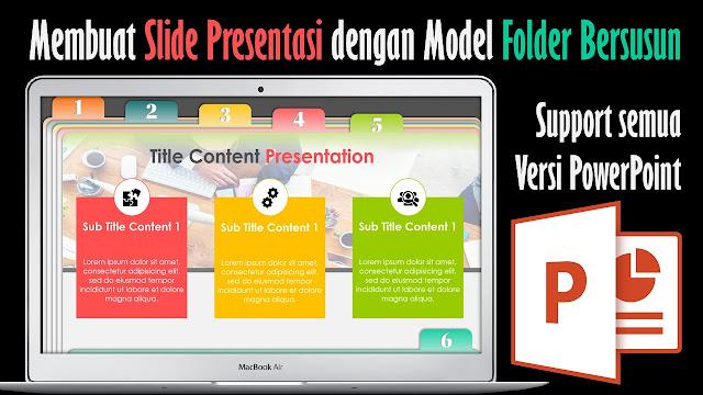 Membuat Slide Presentasi PowerPoint Menarik