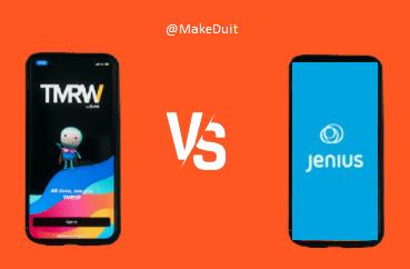Jenius vs TMRW: Bank Digital dengan Smart Saving