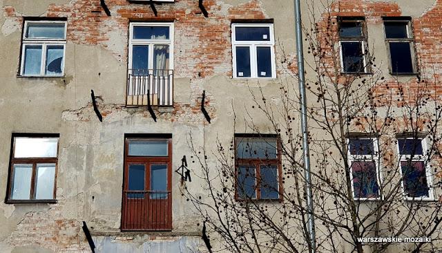 Warszawa Warsaw kamienica warszawskie kamienice architektura architecture Josek Ginsberg Fanna Ajzensztad Praga Północ praskie klimaty