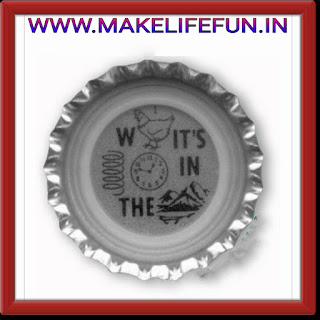 BOTTLE CAP PUZZLES AND ANSWERS The Lucky beer bottle cap puzzles are comprised of 413 bottle cap games divided into 8 series of bottle cap riddles.