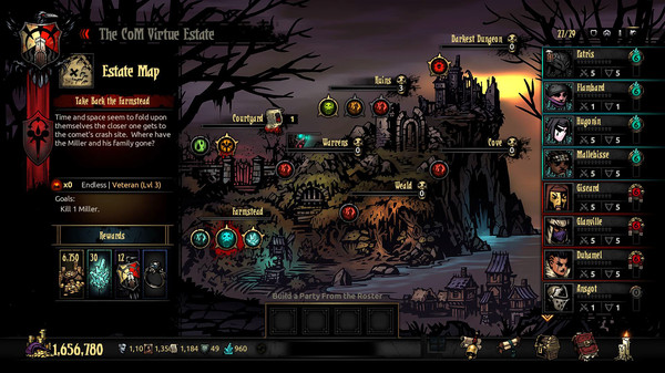 Darkest Dungeon The Color of Madness PC Game