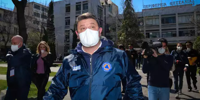 Στα «δύο» η Ελλάδα :«Θα είμαστε παντού. Παράνομη πράξη η ανυπακοή»  (vid)