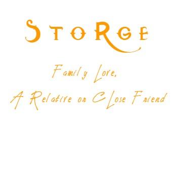 Storge-types of love greek