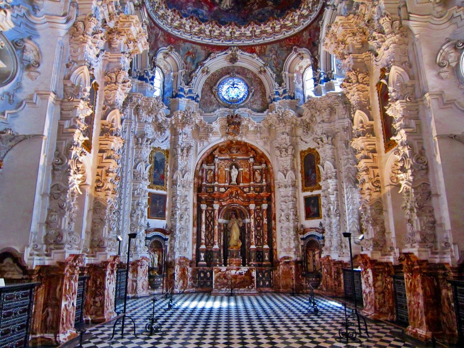 Me gusta granada monasterio de la cartuja - La isla dela cartuja ...