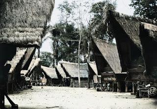 lingkungan masyarakat suku bangsa batak dahulu