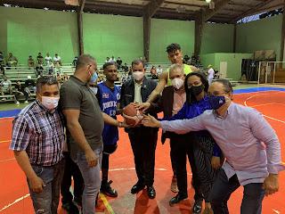 Club Deportivo Jóvenes Unidos Inaugura Torneo de Baloncesto U-25 en SDO