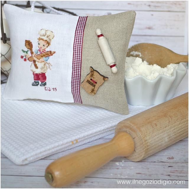 puntocroce e fantasia la grande histoire de la cuisine 2. Black Bedroom Furniture Sets. Home Design Ideas