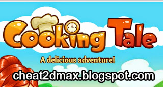 Cooking Tale Cheat Instant Cooking & Patience Hack