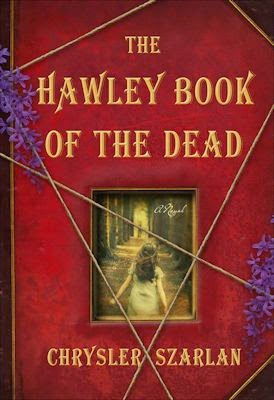 Interview with Chrysler Szarlan, author of The Hawley Book of the Dead - September 23, 2014