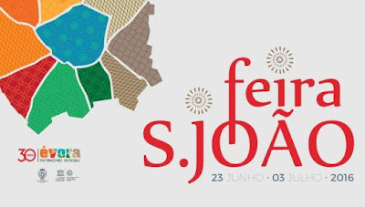 Cartaz Feira de São João 2016