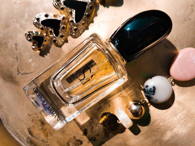 Parfumovaná voda pre ženy značka Giorgio Armani Si