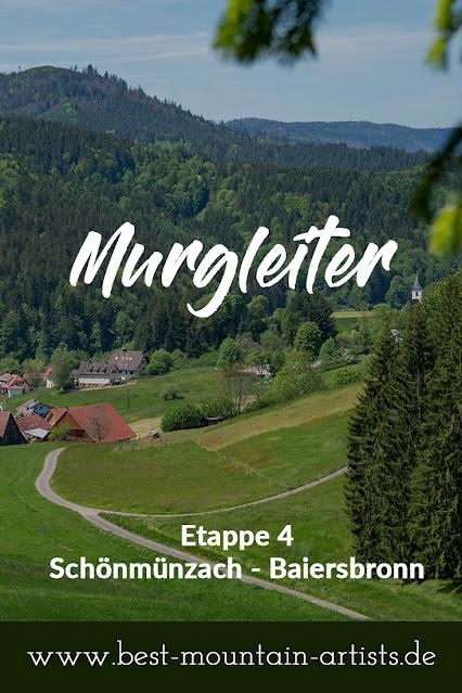 Premiumwanderweg Murgleiter | Etappe 4 von Schönmünzach nach Baiersbronn | Wandern nördlicher Schwarzwald 18