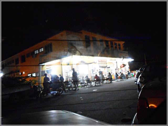 Restoran Xin Qian Shui Wan, Chinese street food to try in Teluk Intan, Perak, Malaysia