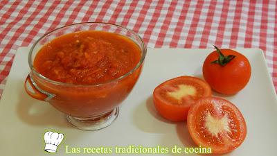 Cómo hacer salsa Napolitana muy fácil y sabrosa