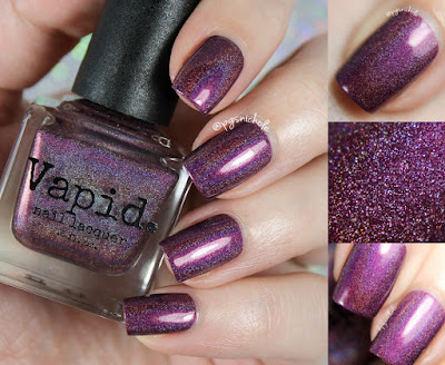 Vapid Lacquer Blackended Amethyst