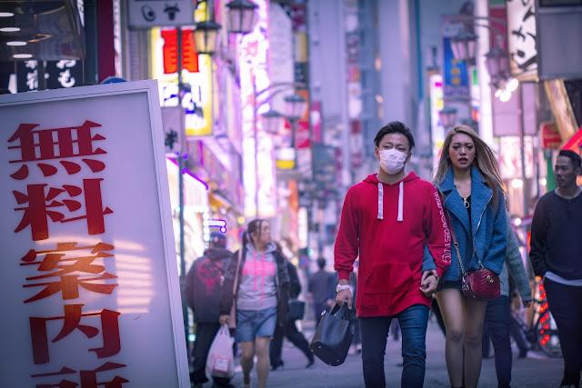 coronavirus japan alert