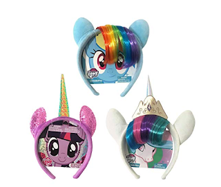 My Little Pony Headbands with hair