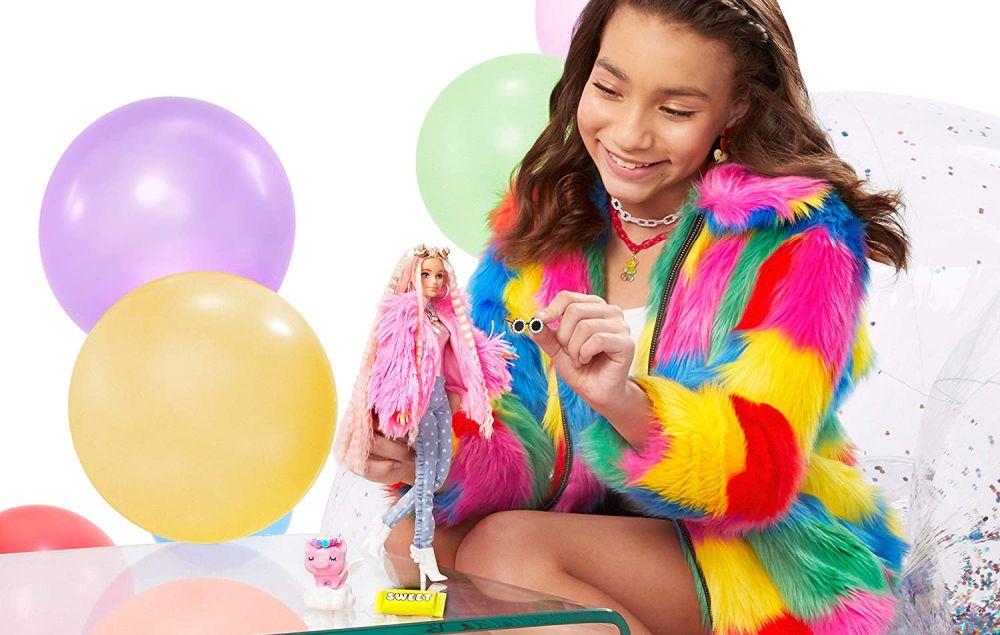 Шарнирные куклы Barbie Extra Dolls