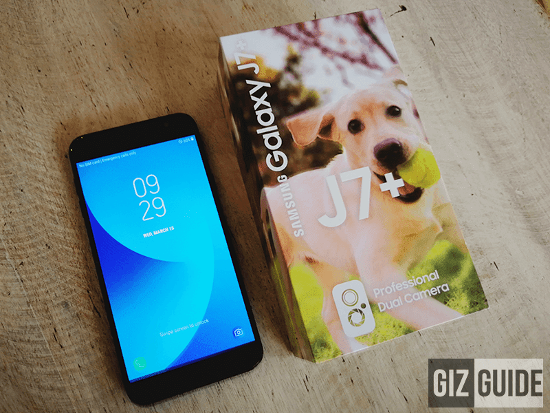 samsung-galaxy-j7-plus-philippines-1 Samsung Launches Galaxy J7+ With Dual Cameras, Priced At PHP 19990! Technology