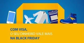 Cadastrar Promoção Visa Black Friday 2019 - Ganhe 50 Reais de Crédito Fatura