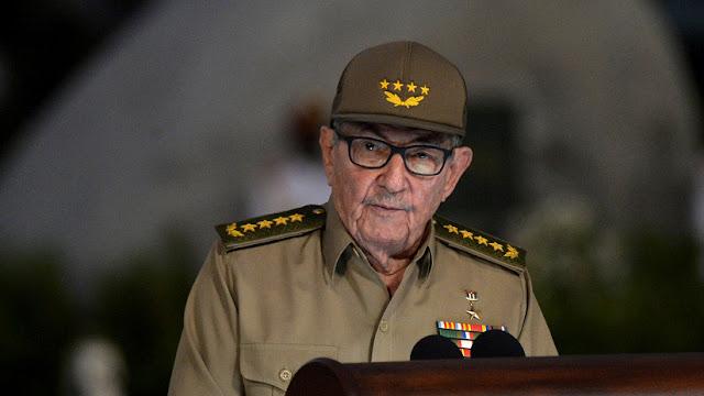 """EE.UU. sanciona a Raúl Castro y sus familiares por """"participación en violaciones de los derechos humanos"""""""