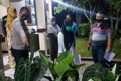 Pencuri tanaman janda bolong di Sukabumi nyaris di amuk massa