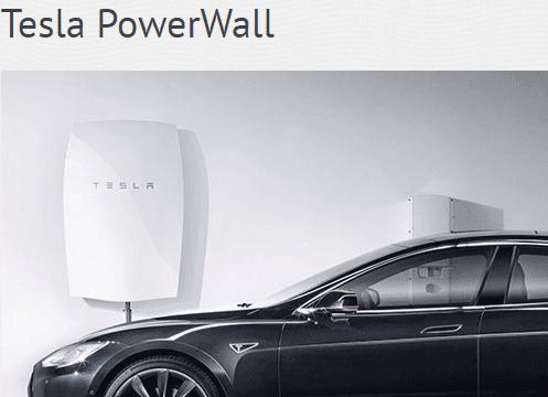 Tesla PowerWall в Edelweiss5