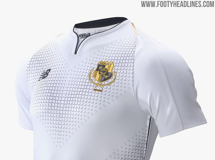 wholesale dealer ba596 785f7 Panama 2019 Gold Cup Kit Released - Footy Headlines