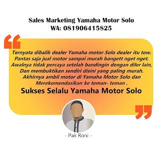 Q & A Yamaha Motor Solo