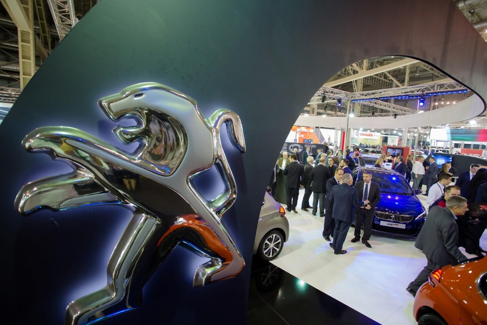 photo4L Γιατί όλοι τρέχουν στο περίπτερο της Peugeot, στην Αυτοκίνηση;