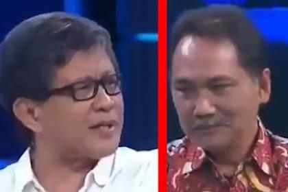Ini Jawaban Rocky Gerung kepada yang Meminta Prabowo untuk Ksatria Mengakui Kekalahan