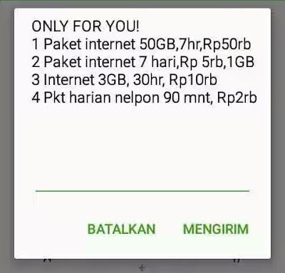 Kode Paket Internet Indosat Murah Terbaru 2018 Only For You