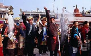 西藏主要傳統節日時間表