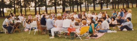 Viaje y conferencias de D. Vicente Beltrán Anglada en 1985