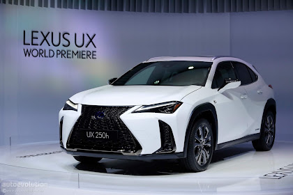 2020 Lexus UX F Review, Specs, Price