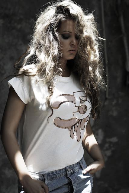 annelies design, t-shirt, tshirt, nr 5, chanel, tshirtar, sommar, vår, våren, vårkläder, sommarkläder, kläder, rosa, vit, sixty days, mode,