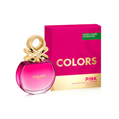 Parfum Wanita Colors de Benetton Pink