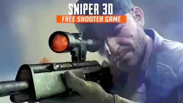 تنزيل لعبة Sniper 3D Assassin لأجهزة اندرويد
