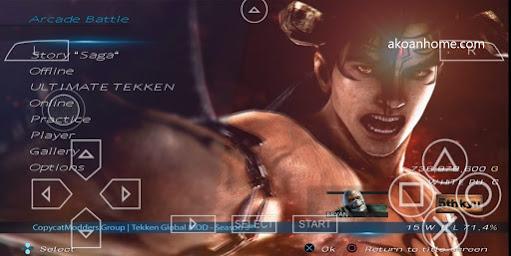 تحميل لعبة تيكن 3 للاندرويد apk مجانا من ميديا فاير