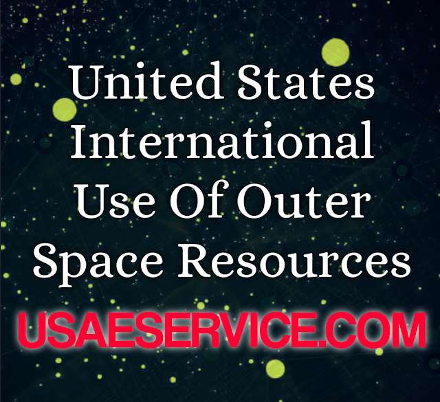 United States International Outer Space