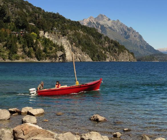 O que fazer no Lago Moreno em Bariloche