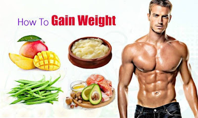 5 easy way to gain weight
