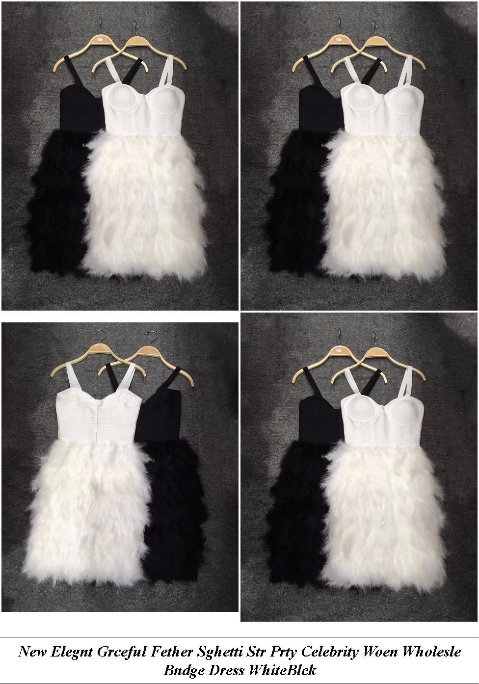 Semi Formal Dresses For Women - Sale On Brands - Denim Dress - Cheap Clothes Online Shop