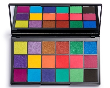 Revolution X Tammi Tropical Carnival Palette opinion