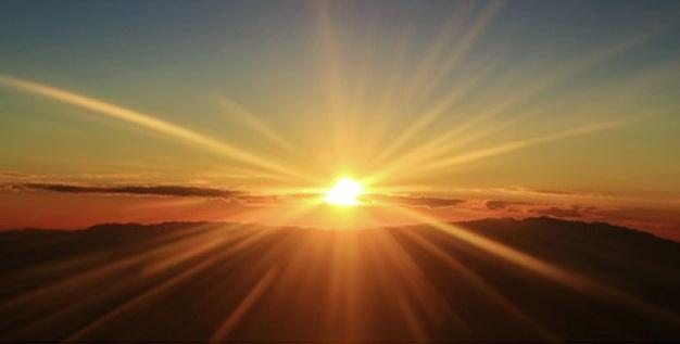 Subhanallah! Ternyata Sinar Matahari Bisa Bunuh Bakteri, Jamur, Virus dan Jadi Disinfektan Alami, Ini Penjelasannya