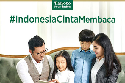 Budaya Mewujudkan Indonesia Cinta Membaca Pada Usia Dini