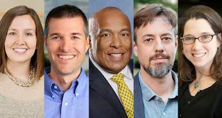 Five- University- of- Illinois- Urbana-Champaign- professors- have- been- named- University -Scholars