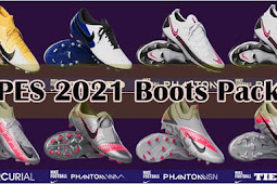New Bootpack V33.0 AIO Season 2021 - PES 2021